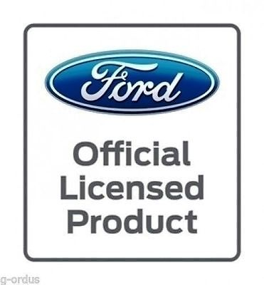 Ford licensed logo