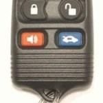 2002-2005 Thunderbird Keyless Entry Remote
