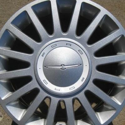2004 Thunderbird OEM 'Micro Machined' Alloy Wheel