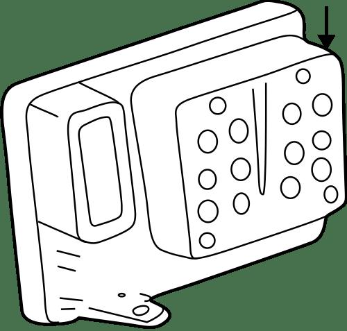 2002-2005 Thunderbird ABS Control Module