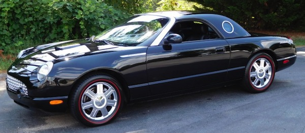 Thunderbird red line tires 2002 2005 set of 4 new product made in the usa redlines on eb 34 view sciox Image collections