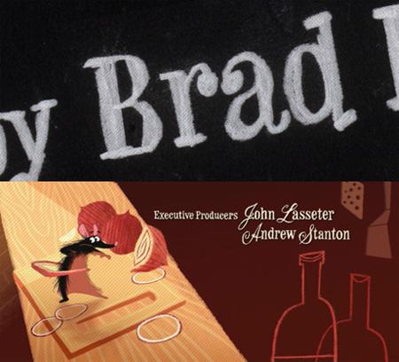 Susan Bradley Ratatouille title type