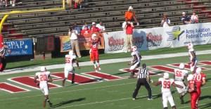 Corey Waldon Touchdown