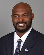 South Alabama assistant coach Freddie Roach has left the Jaguar program, reportedly for a position at the University of Alabama.   Photo: usajaguars.com