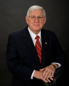 President Emeritus V. Gordon Moulton 1940-2013 | Photo southalabama.edu