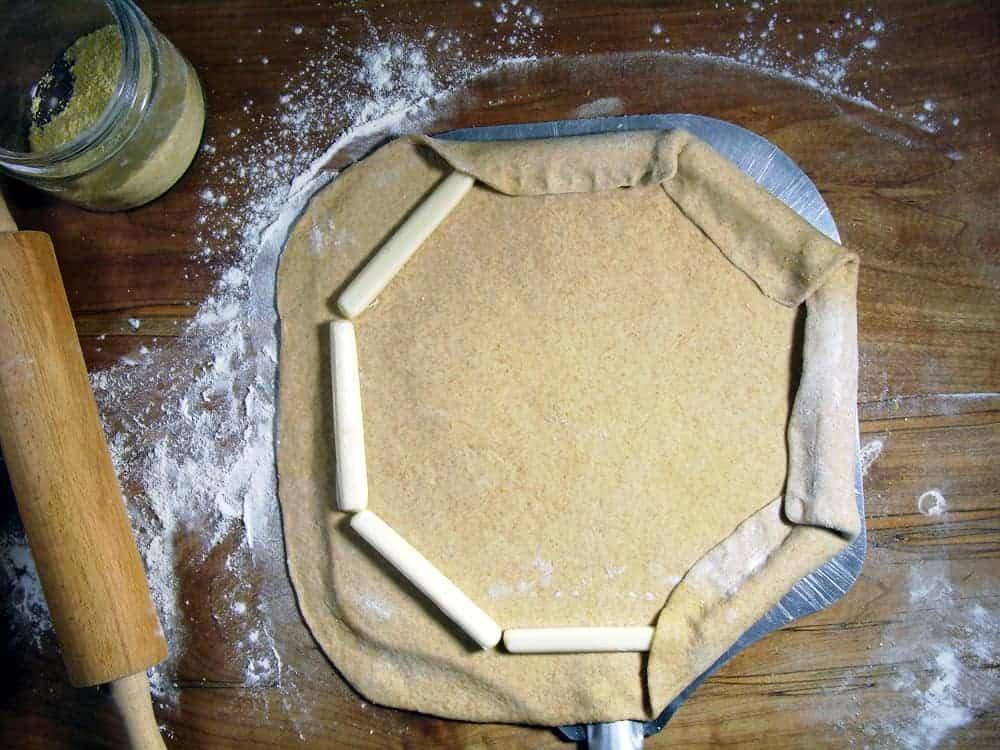 stuffed crust assembly 2