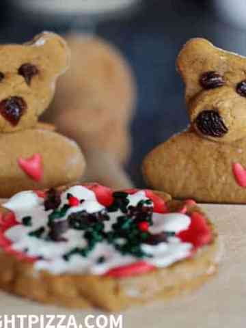 Pizza Party Cookies