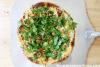 Prosciutto and Cantaloupe Pizza