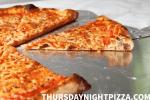 New York style pizza crust