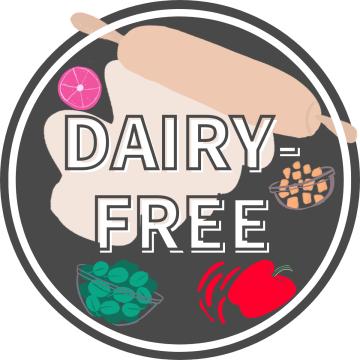 Dairy-Free Pizzas