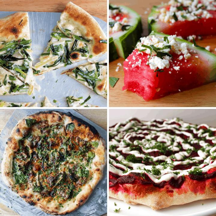 pizza recipes by season