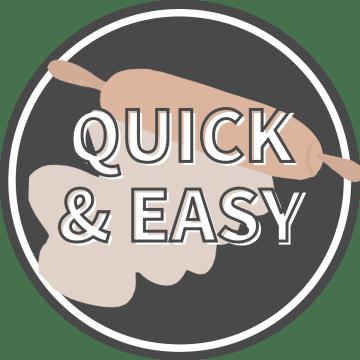 Quick & Easy Pizzas