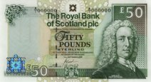 50 quid note
