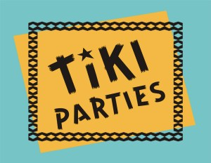 Fabulous fun tiki parties