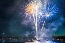 Boston Harbor Fireworks 18