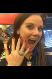 seahawks fan ring