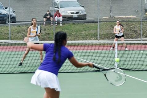 North Thurston Capital Tennis Girls 0122