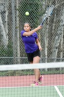 North Thurston Capital Tennis Girls 0318