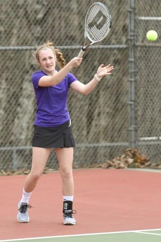 North Thurston Capital Tennis Girls 9484
