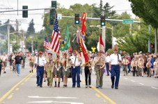 Tumwater Fourth Parade 7020