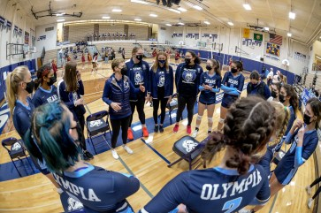 Capital Olympia Volleyball 440658