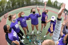 North Thurston Capital Girls Tennis 2253