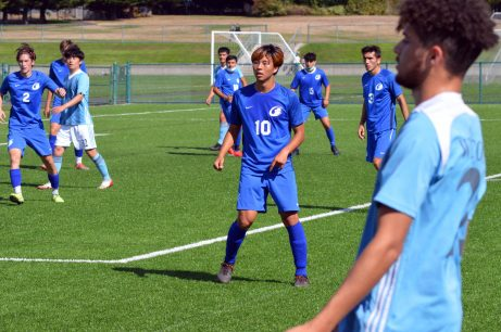 SPSCC Mens Soccer September 11 11