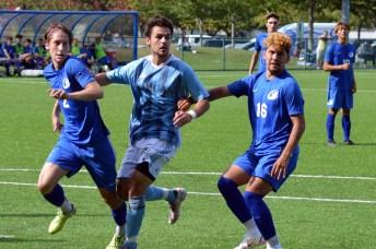 SPSCC Mens Soccer September 11 21