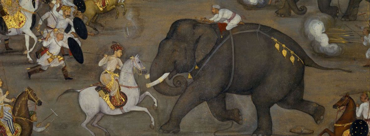 Life in the Mughal Court