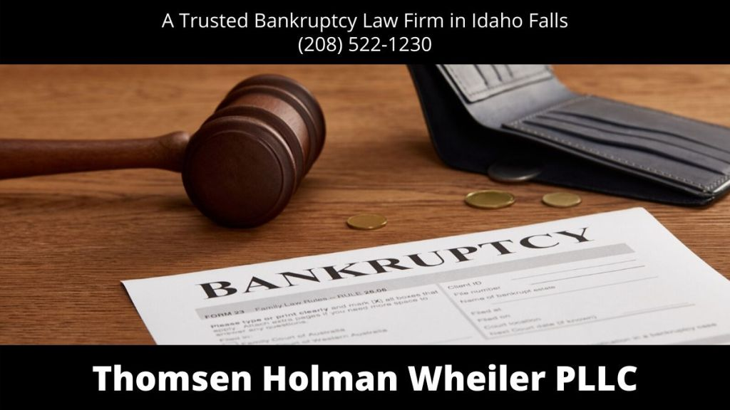 Idaho Falls Bankruptcy Law