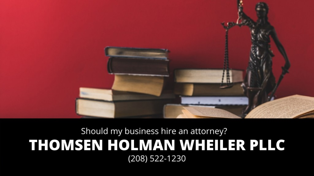 Idaho Falls corporate attorney