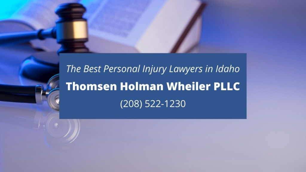 personal injury lawyers Idaho Falls