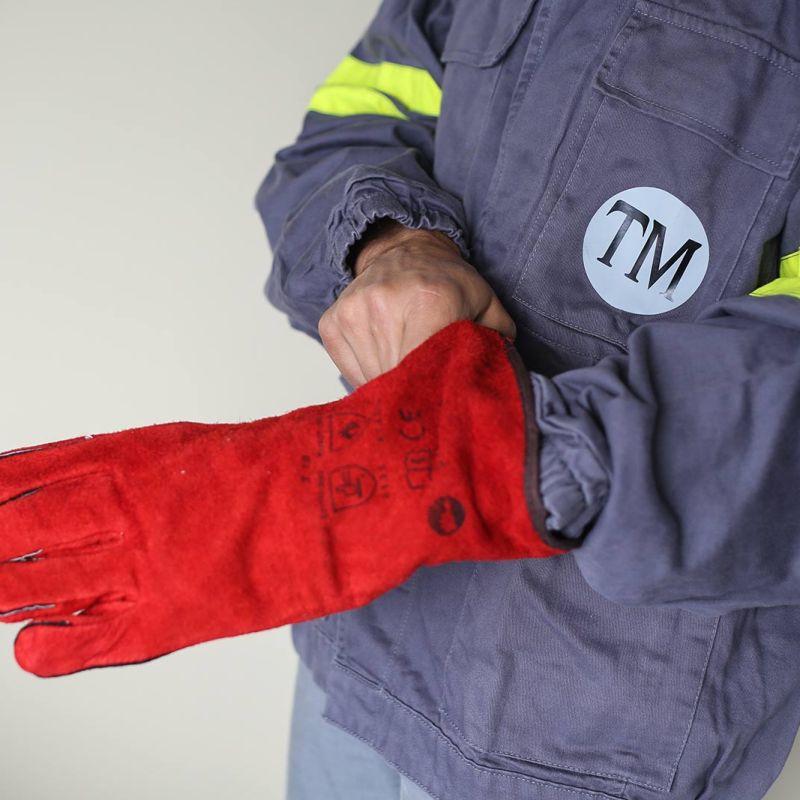 Thy-Marcinelle gant de protection