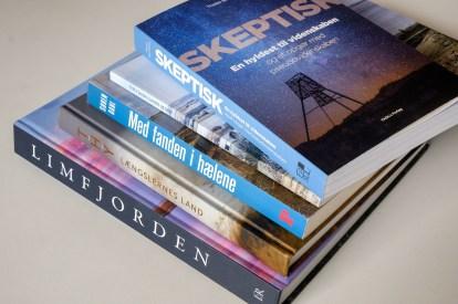 Bøger jeg har billeder i.