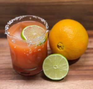 Blood Orange Margarita Mixer