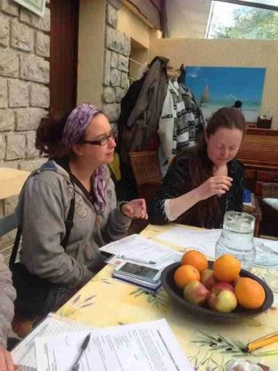 Herbal Workshop Medicinal Tea Tasting