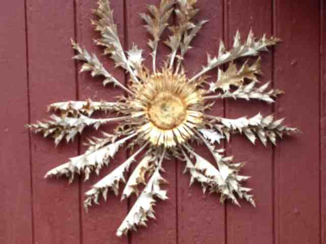 cardabelle door charm carlina