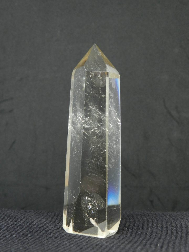 Side image of Quartz crystal