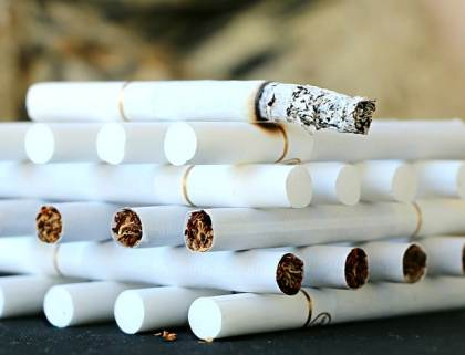 Hashimoto's Cigarette