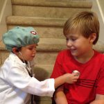 Scrub Phobia: Battling Your Child's Fear of Doctors