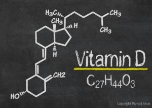 Vitamin D and Thyroid