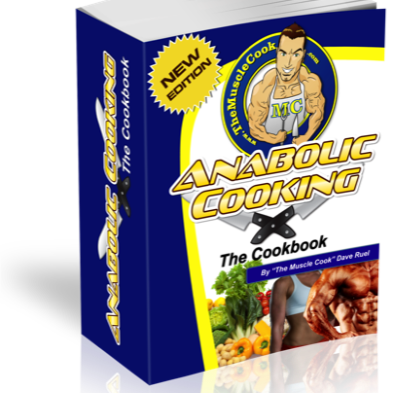 Cook book for burning fat & building muscle