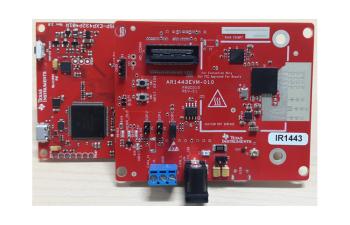 Iwr Single Chip 76 Ghz To 81 Ghz Mmwave Sensor