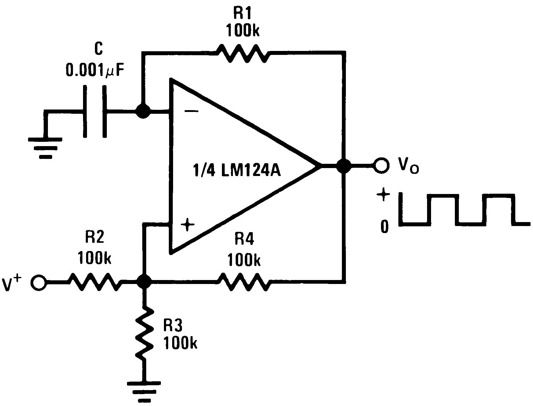 Lm324 N Datasheet Low Power Quad Operational Amplifier