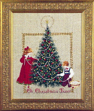 Oh Christmas TreeLampL 24