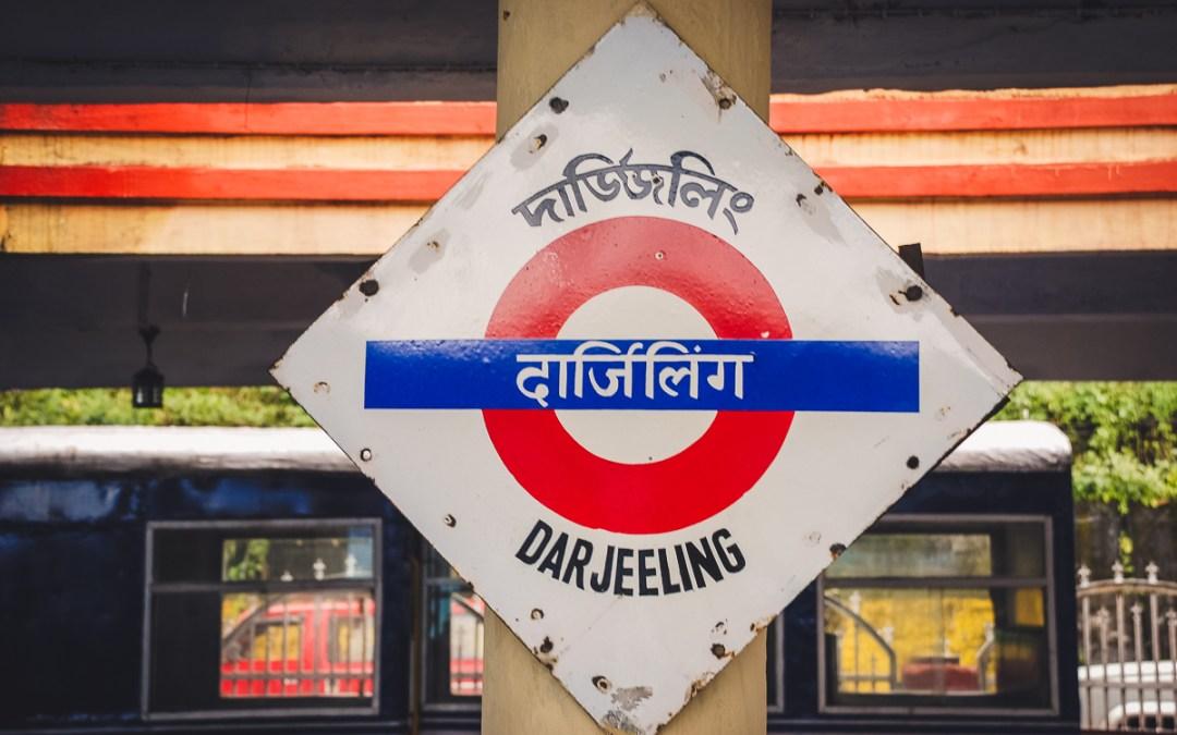 On the Darjeeling Mail
