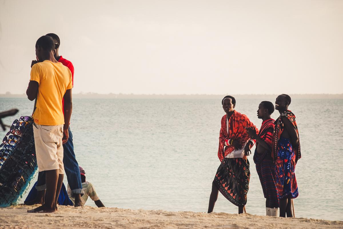 beach boys in kendwa
