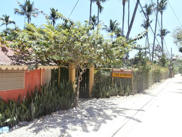 Casa Robinson a Las Terrenas, Samanà