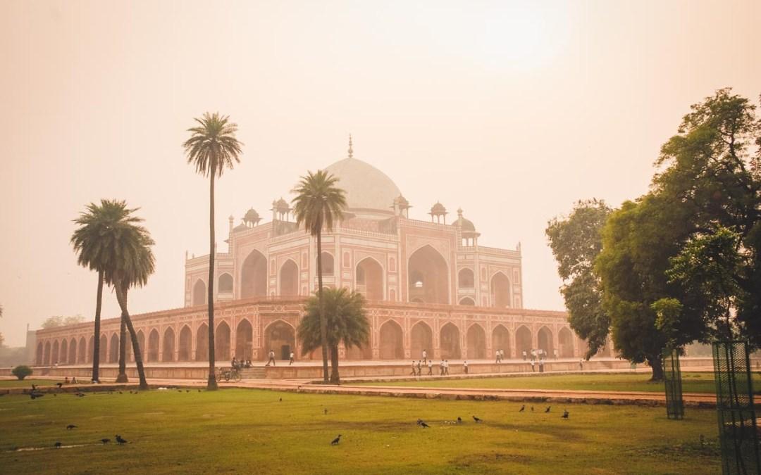 Delhi, una piacevole sorpresa.