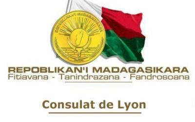 Communiqué du Consulat de Madagascar à Lyon